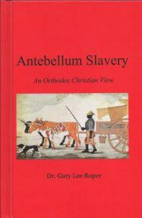 Antebellum Slavery