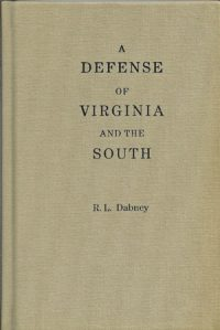 A Defense of Virginia and the South