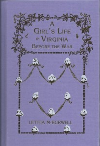 A Girl's Life in Virginia