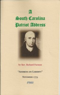A South Carolina Patriot Address