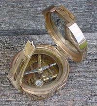 Compass,Brass