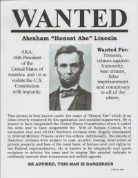 Lincoln Wanted