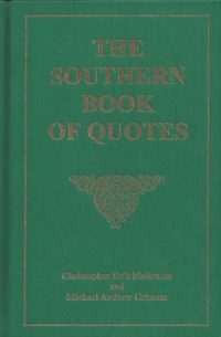 The Southern Book of Quotes