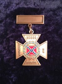 Confederate Cross of Honor