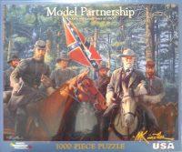 confederate puzzle-model partnership-mort kunstler artwork