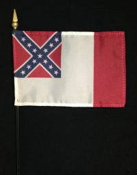 Third National Confederate Flag