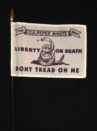 Culpeper Minute Men flag