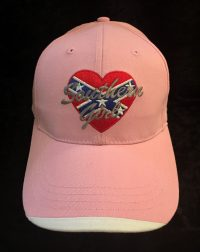 southern girl pink hat