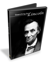 searching for lincoln DVD