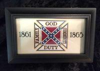 confederate music box