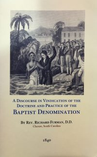 a discourse in vindication of the baptist denomination