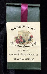 Confederate tea