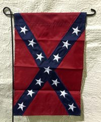 confederate garden flag