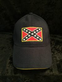 Confederate flag hat
