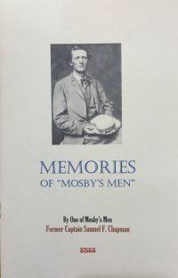 memories of mosby's men