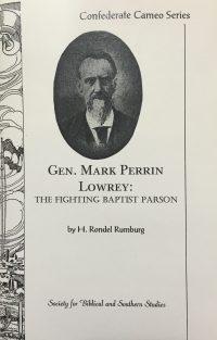 General Mark Perrin Lowrey
