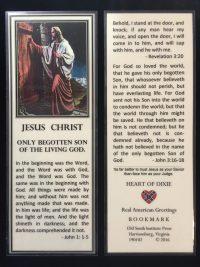 jesus-christ bookmark