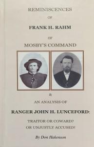mosby's command. ranger john h. lunceford