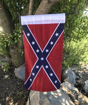 confederate garden flag